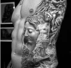 Perseus Tattoo 14