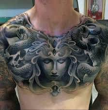 Perseus Tattoo 15