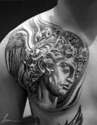 Perseus Tattoo 16