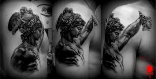 Perseus Tattoo 2