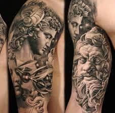 Perseus Tattoo 26