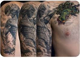 Perseus Tattoo 3