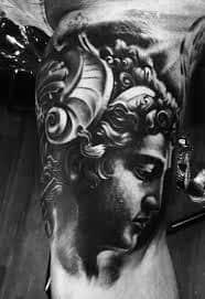 Perseus Tattoo 8
