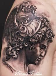 Perseus Tattoo 9