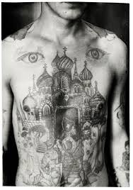 Russian Tattoo Meanings 13