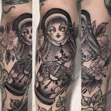 Russian Tattoo Meanings 15