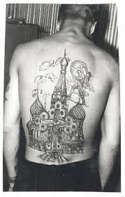 Russian Tattoo Meanings 16