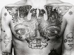 Russian Tattoo Meanings 17