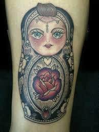 Russian Tattoo Meanings 23