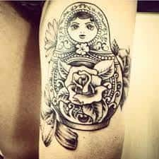 Russian Tattoo Meanings 37