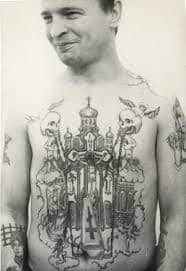 Russian Tattoo Meanings 6