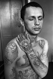 Russian Tattoo Meanings 7