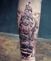 Sailor Tattoo Meaning 26