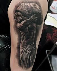 Sisyphus Tattoo 1