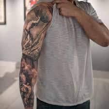 Sisyphus Tattoo 12