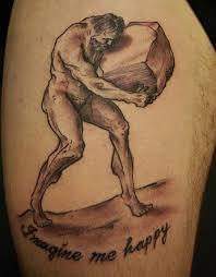 Sisyphus Tattoo 14