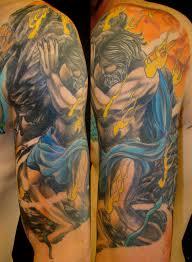 Sisyphus Tattoo 19