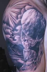 Sisyphus Tattoo 22