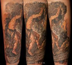 Sisyphus Tattoo 23