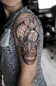 Sisyphus Tattoo 28