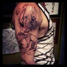 Sisyphus Tattoo 35