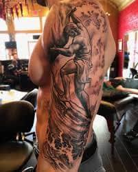 Sisyphus Tattoo 36