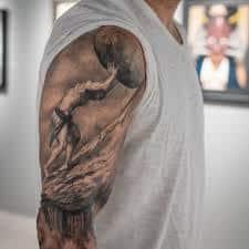 Sisyphus Tattoo 37