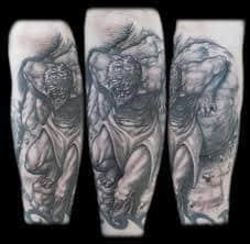 Sisyphus Tattoo 4