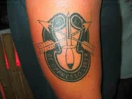 Special Forces Tattoos 5