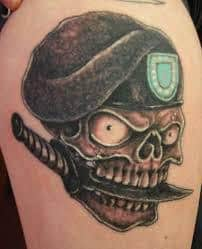 Special Forces Tattoos 7