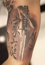 Sword Tattoo Meaning 14