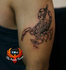 Sword Tattoo Meaning 15