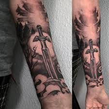 Sword Tattoo Meaning 19