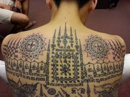 What Does Thai Tattoo Mean? | 45+ Ideas and Designs
