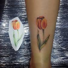 Tulip Tattoo Meaning 37