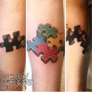 Akron Tattoo Artist Rich Griggs 2