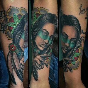 Akron Tattoo Artist Rich Griggs 4