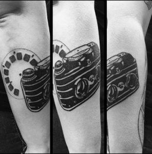 Black and Grey Tattoo Artist 7