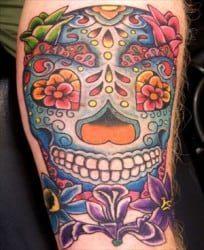 Albuquerque Tattoo Artist Michael Gibbs