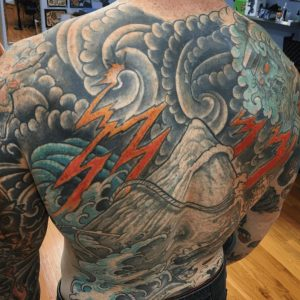 Best Japanese Tattoo Artist 5