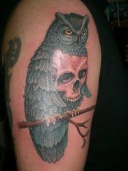 Anaheim Tattoo Artist Blake Weaver 1