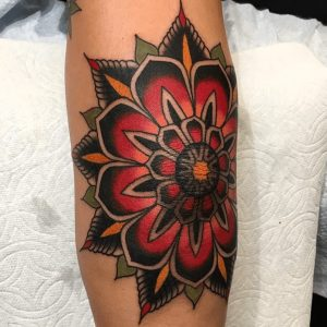 American Traditional Tattoo Artist 48