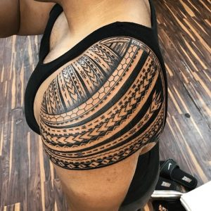Polynesian Tattoo Artist 4
