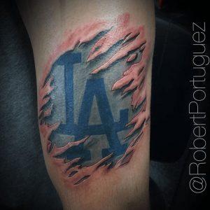 Anaheim California Tattoo Artist 11