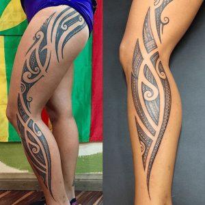 Polynesian Tattoo Artist 5