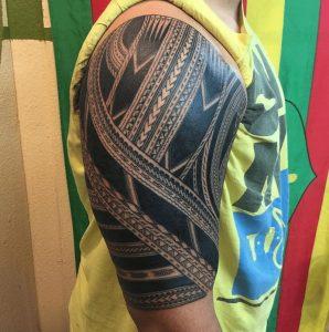 Polynesian Tattoo Artist 6