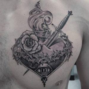 Anaheim Tattoo Artists Marco Gomez 2