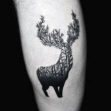 Antler Tattoo Meaning 11