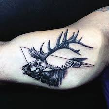 Antler Tattoo Meaning 12