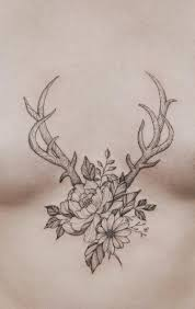 Antler Tattoo Meaning 14